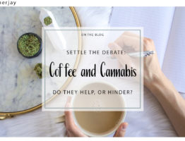 Coffee and cannabis: do they help or hinder each other?