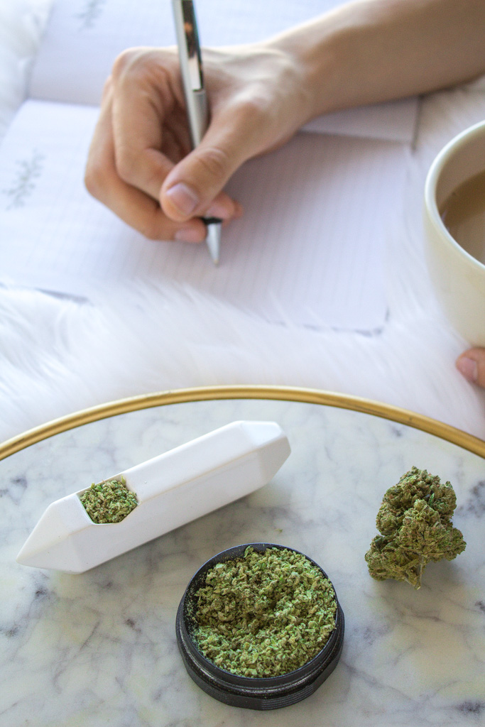 Coffee and cannabis: a match made in heaven
